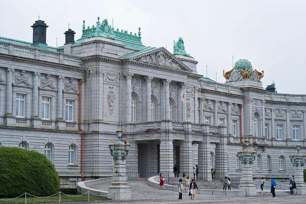 Palacio de Akasaka en Tokio