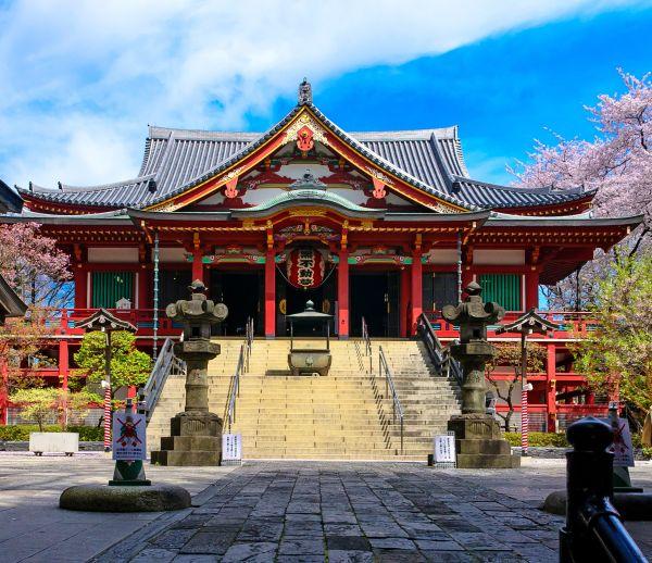 Templo Ryūsen-ji o Meguro Fudō