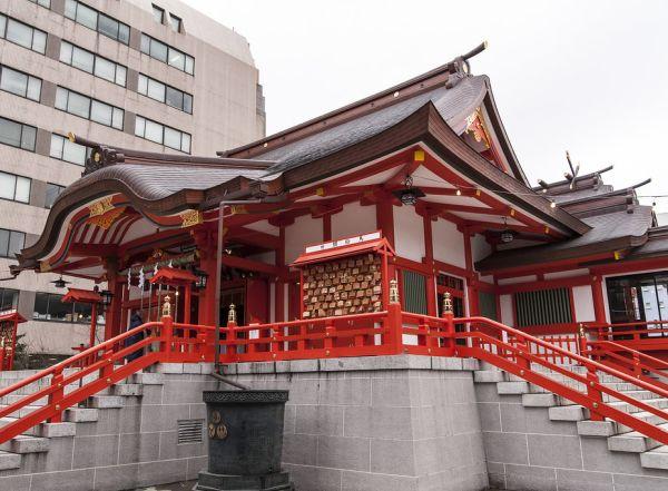 Santuario Hanazono Shrine