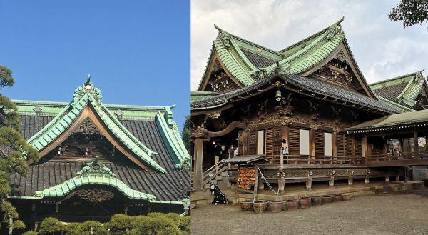 Templo Shibamata Taishakuten