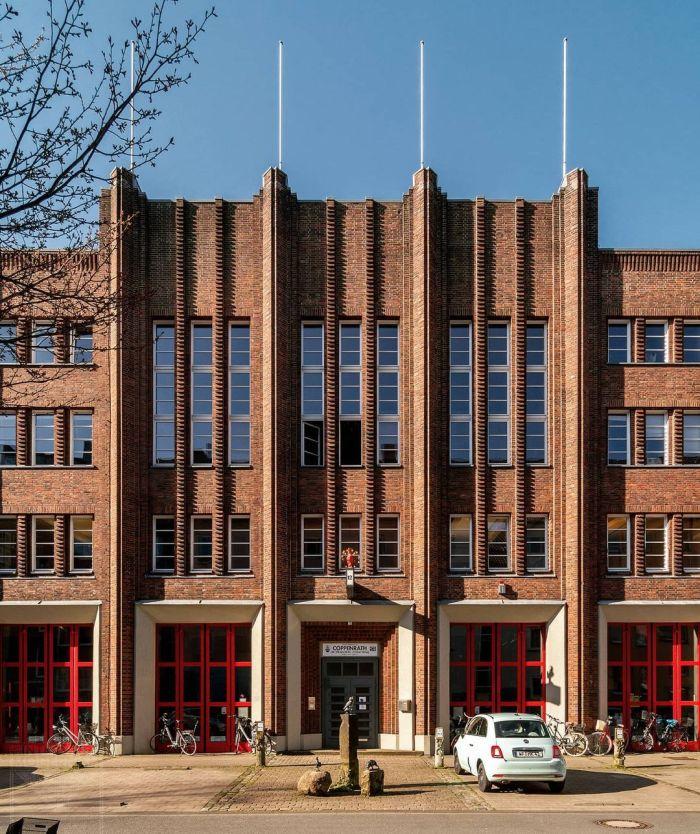 Antigua estación de bomberos de Münster