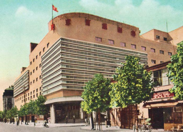 Antiguo Teatro Takarazuka de Tokio