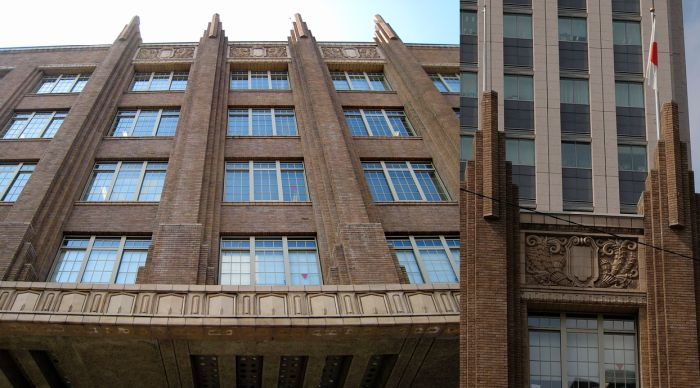 Antiguo edificio del Ministerio de Educación