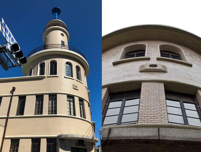 Arquitectura Art Decó en Tokio