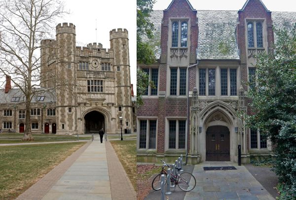 Arquitectura Gothic College