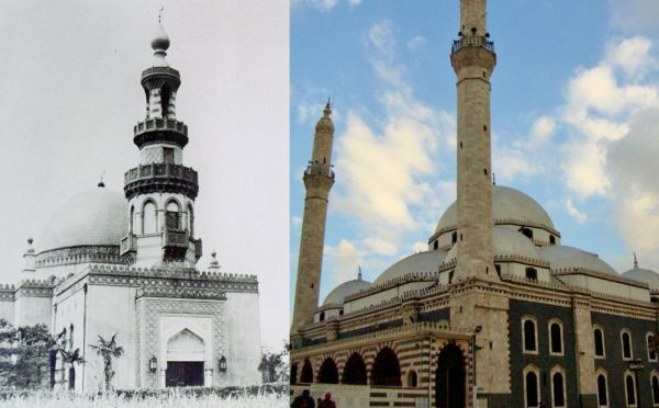 Arquitectura neo otomana