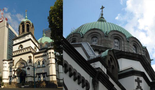 Arquitectura neobizantina Tokio