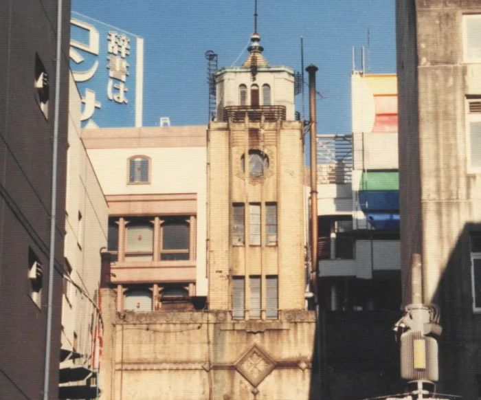 Arquitectura perdida de Tokio