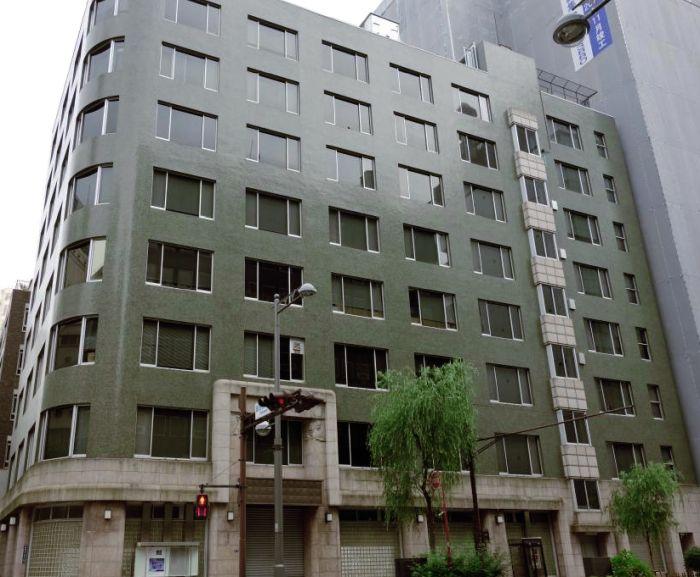Dentsu Ginza Building Tokio Art Decó
