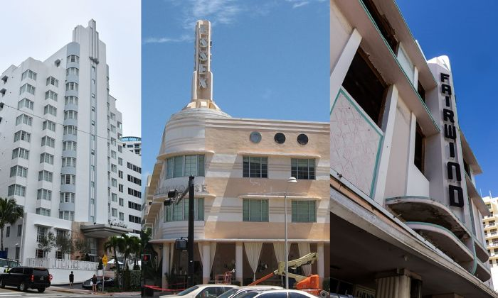 Distrito Art Decó de Miami Beach