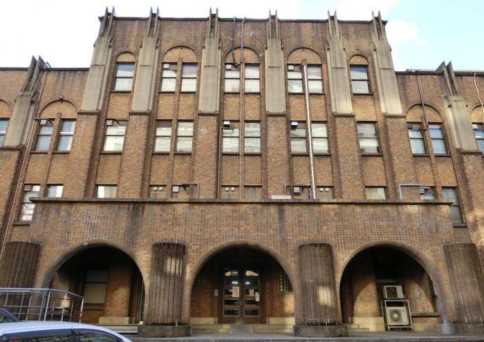 Edificio No. 2 de la Facultad de Ciencias