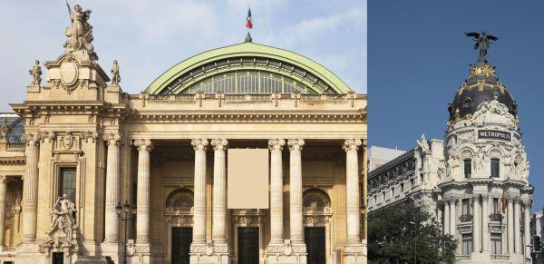 Edificios arquitectura Beaux-Arts