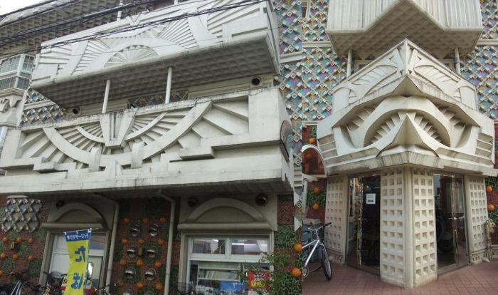 Edificios de arquitectura postmoderna