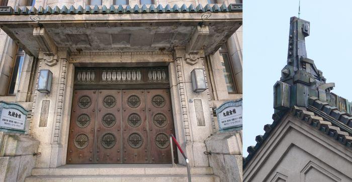 Edificios del Tokio Art Decó
