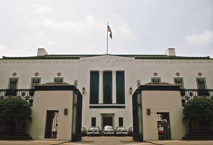 Embajada de Estados Unidos en Tokio