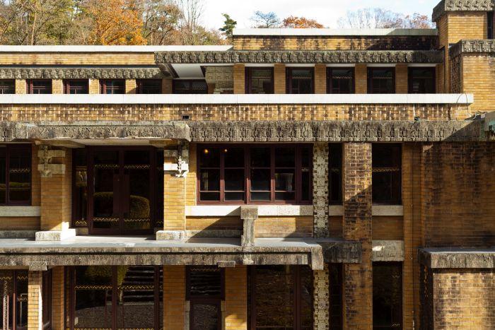 Estructuras de Frank Lloyd Wright