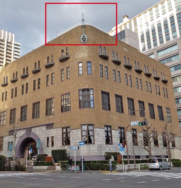 Gakushi Kaikan Tokio Art Decó