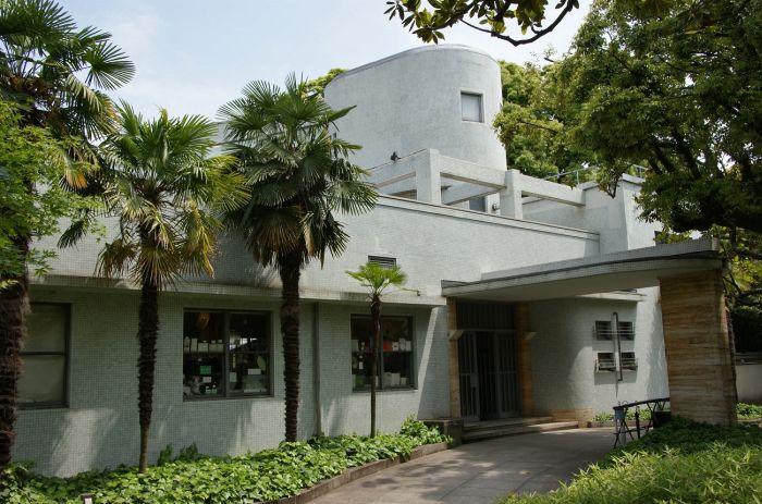 Hara Museum arquitectura Bauhaus
