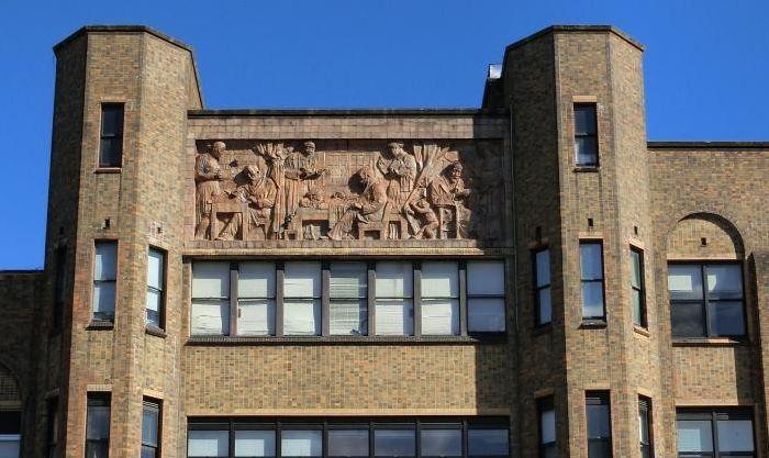 Edificio de Investigación y Gestión de la Facultad de Medicina