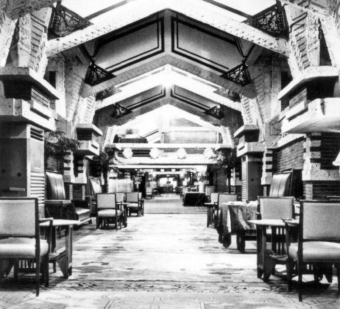 Hotel Imperial Frank Lloyd Wright