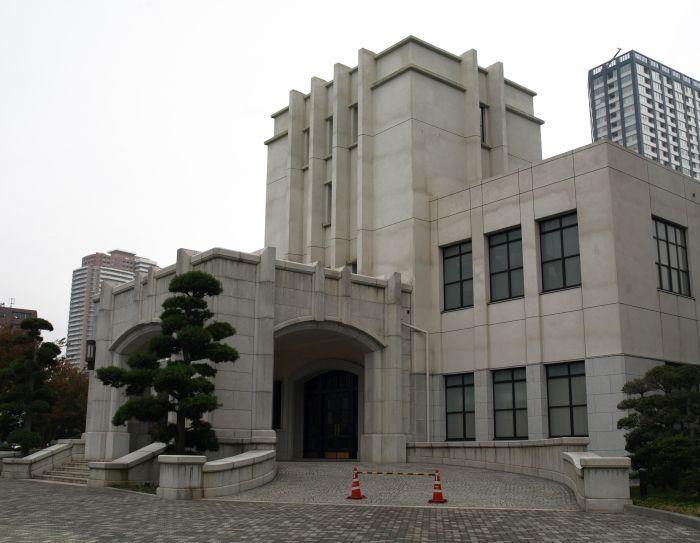 Ichigaya Memorial Hall Tokio Art Decó