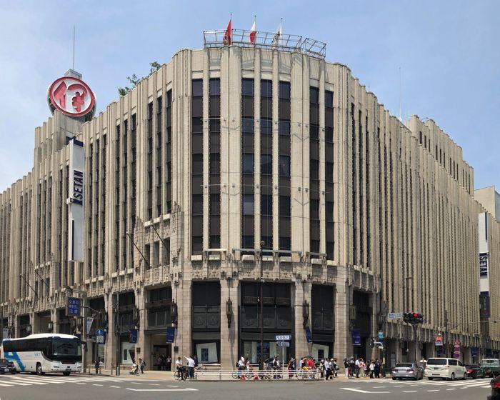 Grandes almacenes Isetan Shinjuku