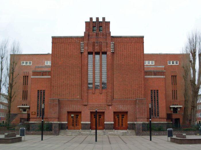 Jeruzalemkerk Escuela de Ámsterdam