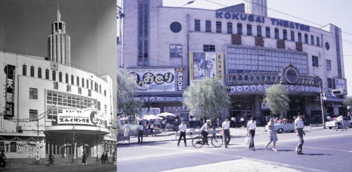 Kokusai Theater Tokio Art Decó