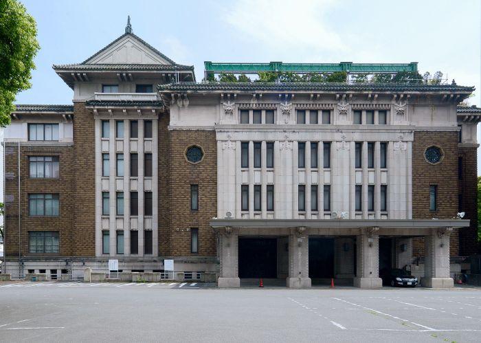 Kudan Kaikan Tokio Art Decó