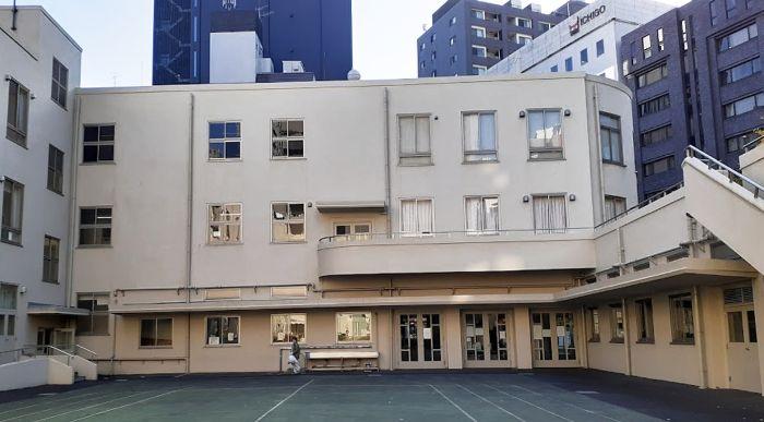 Kyoka Square Tokio Art Decó