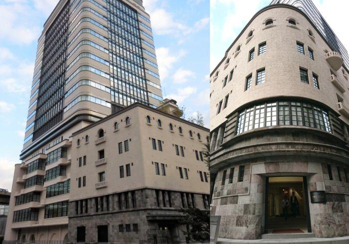 Mitsubishi Logistics Head Office Tokio Art Decó