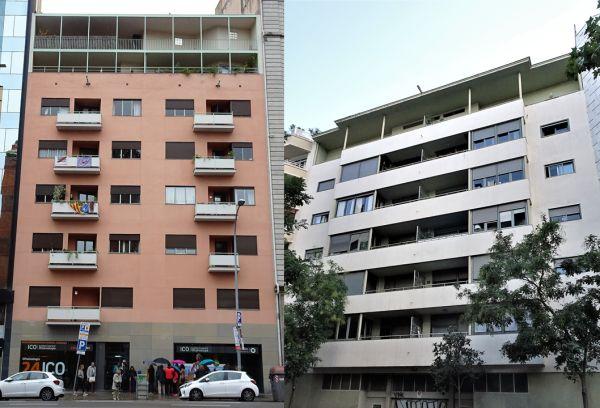 Movimiento Moderno en Barcelona