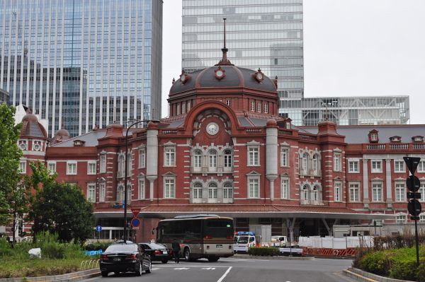 Neobarroco en la arquitectura de Tokio