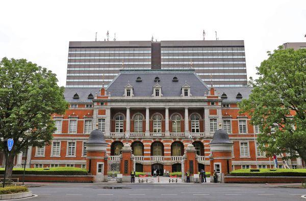 Neobarroco monumental en la arquitectura de Tokio