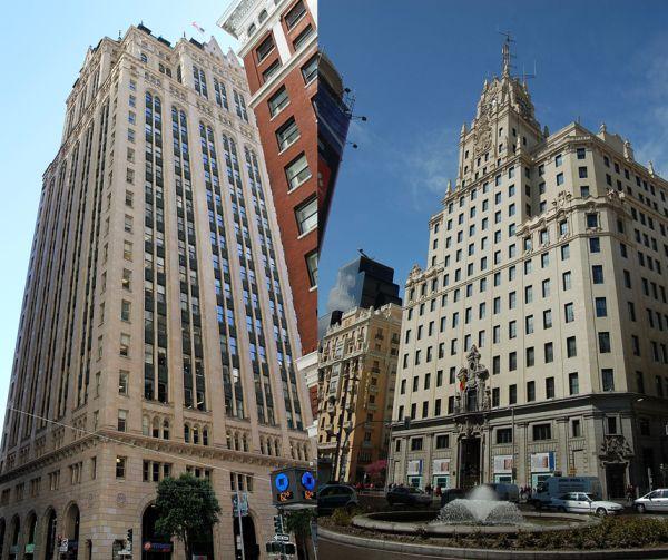 Rascacielos Escuela de Chicago