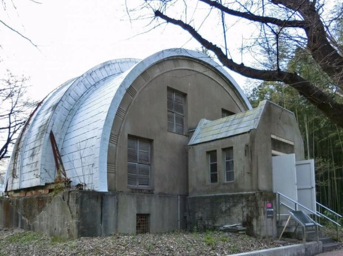 Sala del Círculo Meridiano Gautier