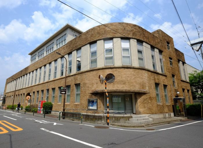 Senju Telephone Office Tokio