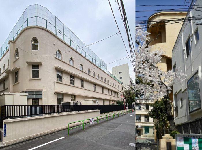 Taito Kuritsu Kuromon Elementary School Tokio