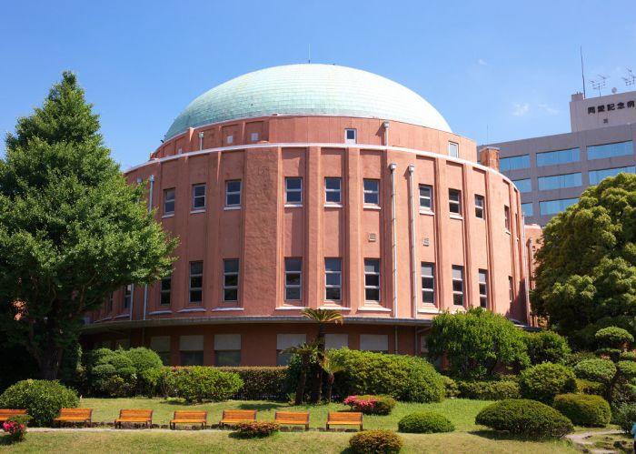 Tokio Art Decó Auditorio Ryogoku