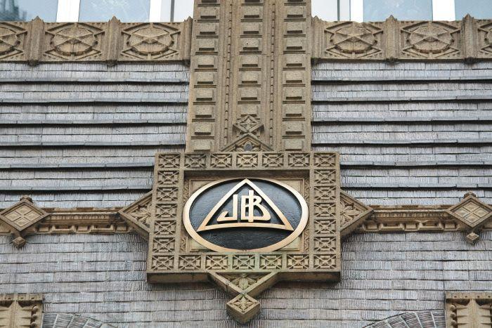 Tokio Art Decó Bumpōdō