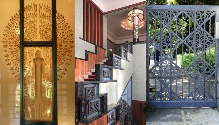 Tokio Art Decó Zigzag Moderne