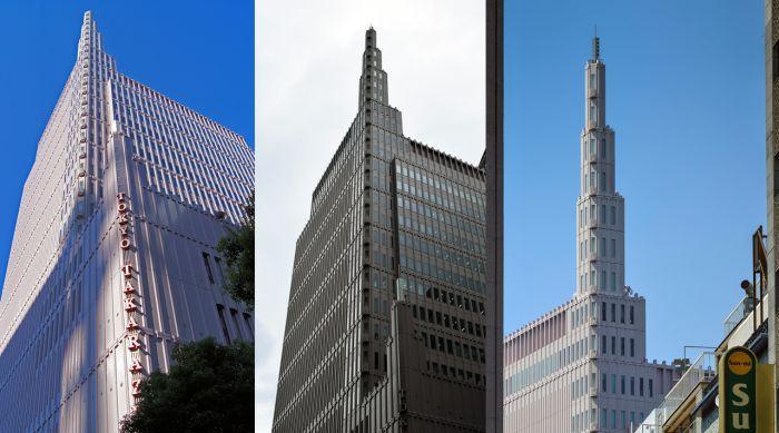 Tokio Art Decó revival