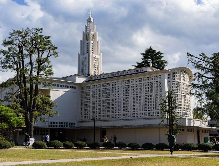 Capilla de la Universidad Cristiana de Mujeres