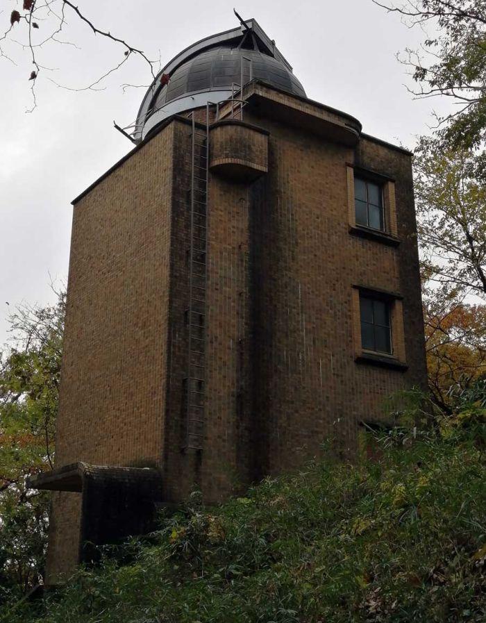 Torre del Observatorio o Einstein