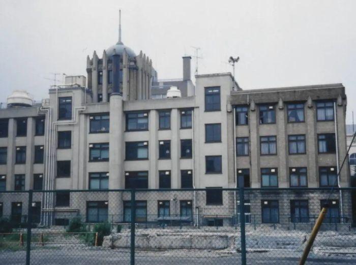 Universidad de Nihon Tokio Art Decó