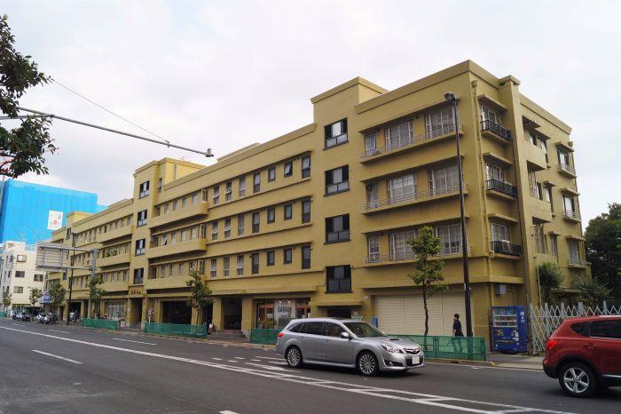Viviendas Cheongju Tokio Art Decó