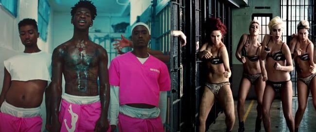 Lady Gaga en MONTERO de Lil Nas X