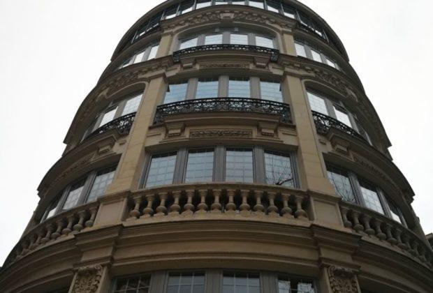 Edificios modernistas en Madrid